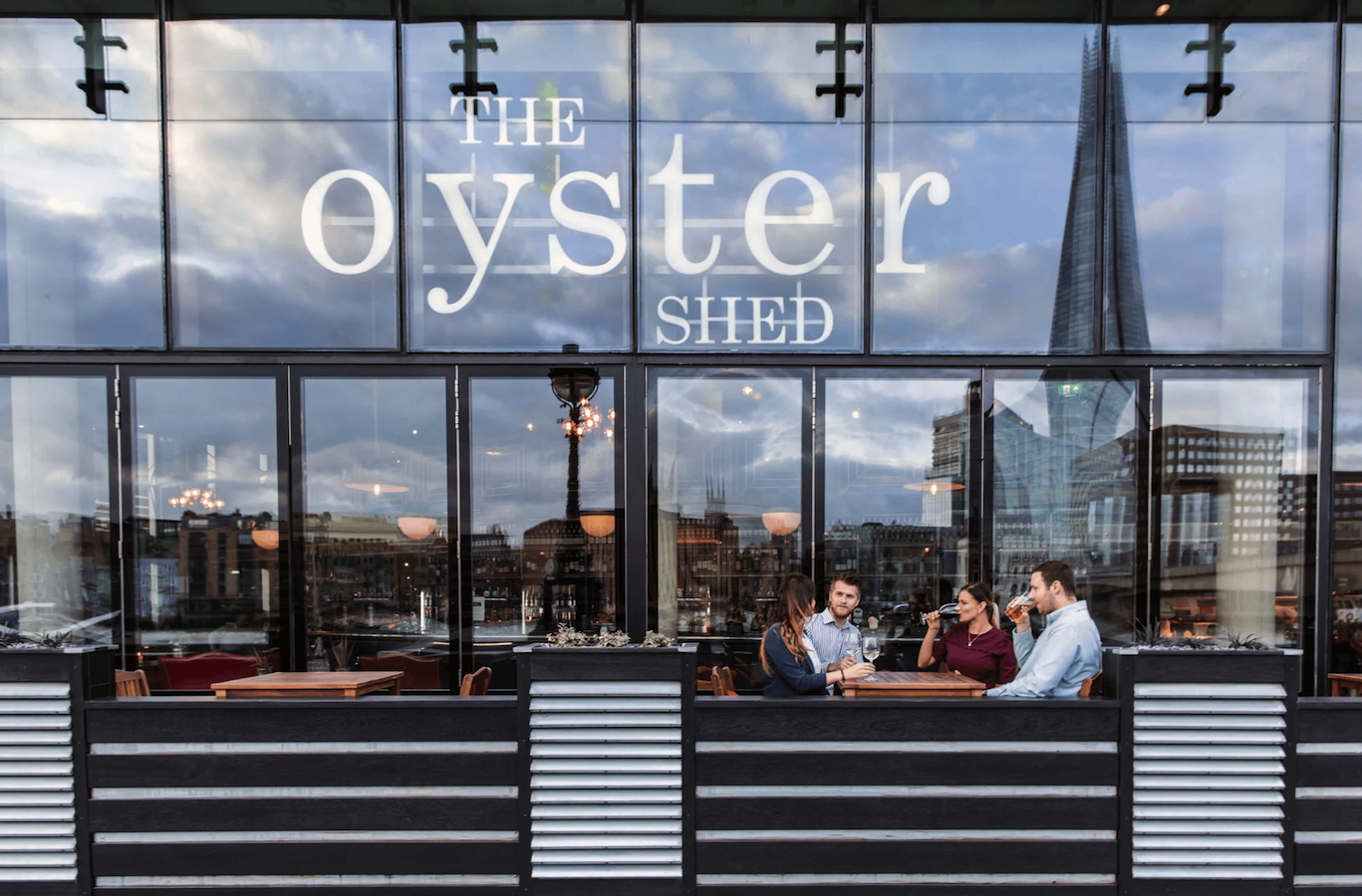 Oyster Shed Give Us A Call Drop Us An Email Or Book Right